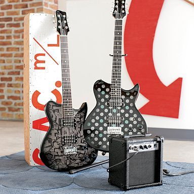 I love the Electric Guitars on pbteen.com