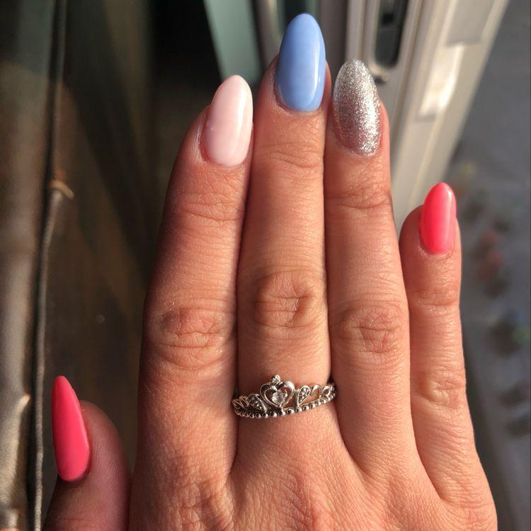 61 summer nails colors designs 2019 summer nails colors