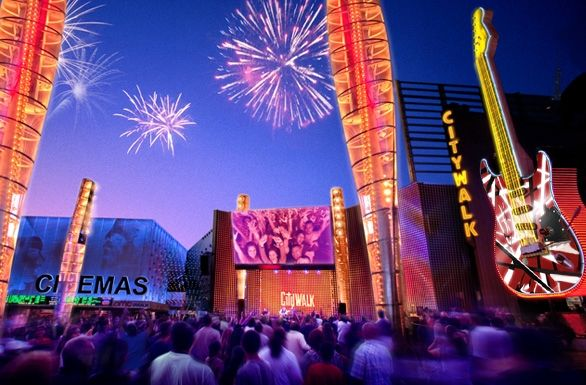 Citywalk Universal Studios Los Angeles In Desperate Need Of An Idea To Hang Out On A Saturday N Universal City Walk Disneyland Pictures New Years Eve Cruises