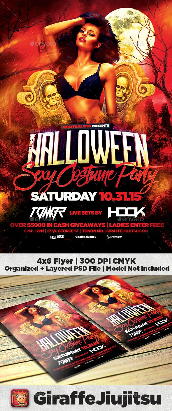 pin by best graphic design on halloween flyer templates flyer