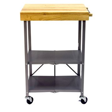 Origami Kitchen Island Cart, $99, now featured on Fab. This ...