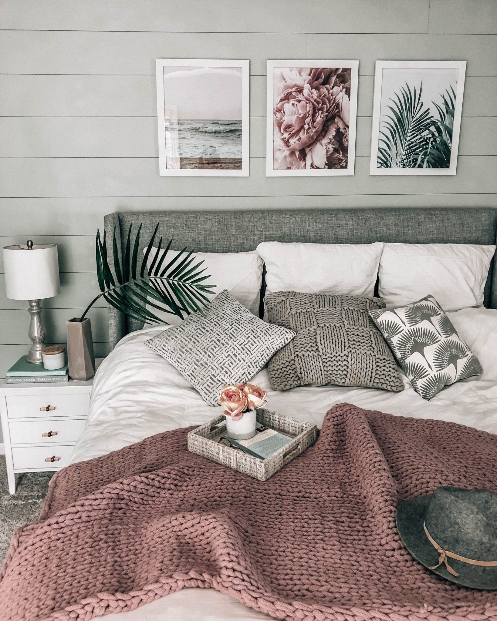 July Favorites #bedroominspirations