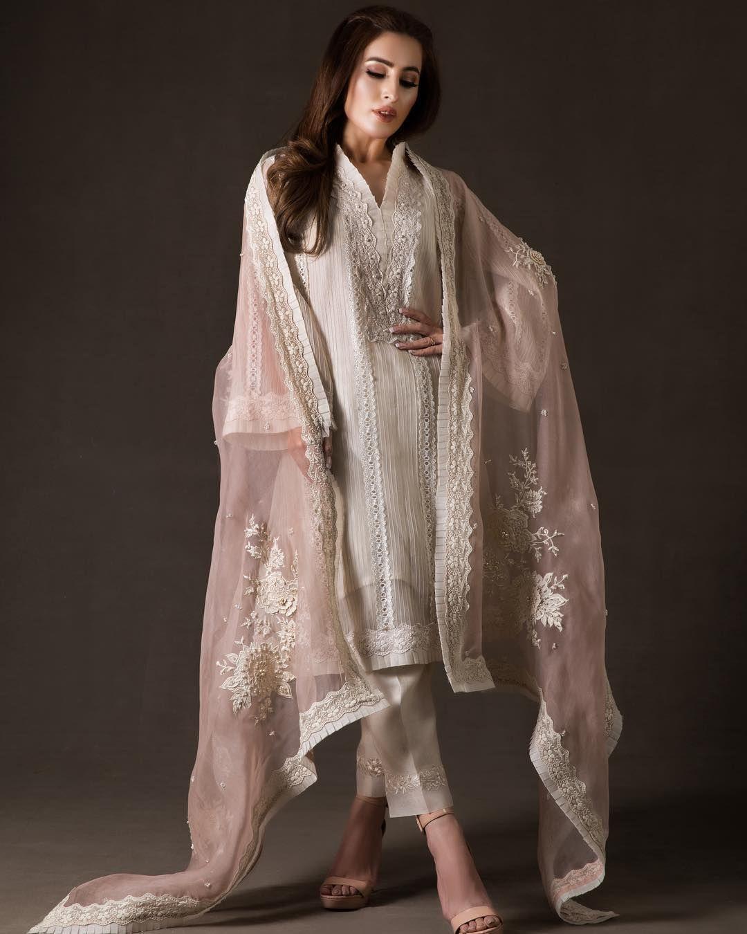 Saira Habib New Collection Newcollection Fashion Dubai Karachi Lahore Islamabad London Fashion Long Kurti Designs 40th Clothes