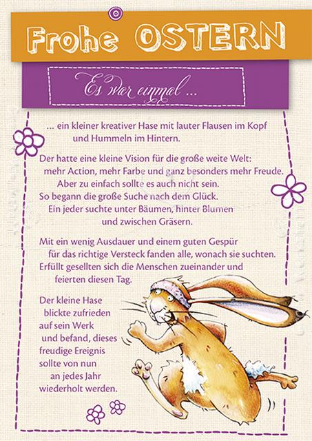 frohe ostern - postkarten - grafik werkstatt bielefeld | sprüche, Einladung