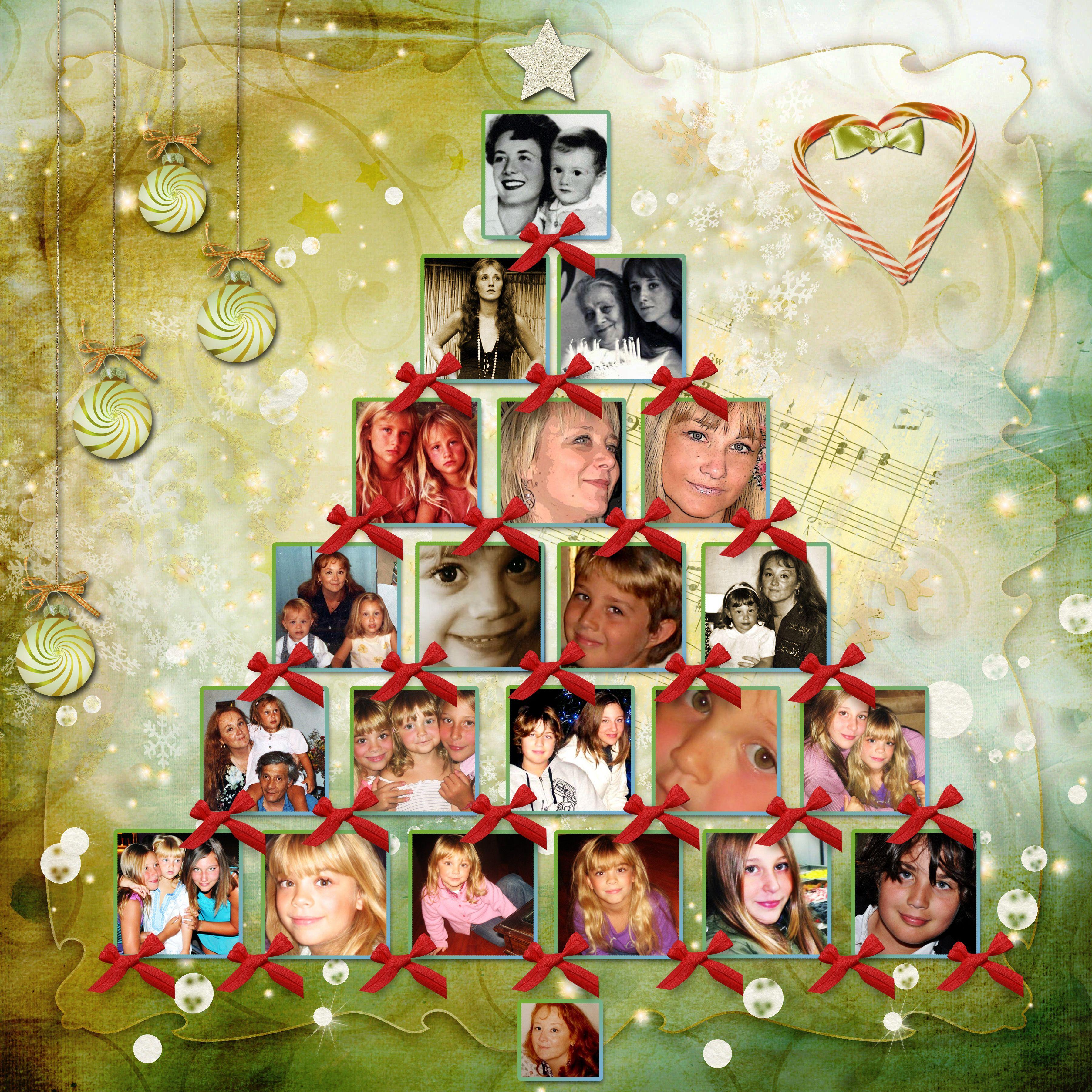 ~Family Christmas Tree~