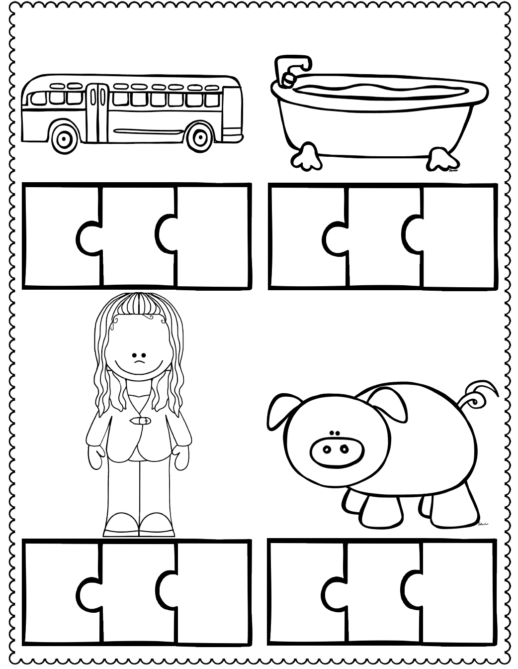 Reading Readiness For First Grade
