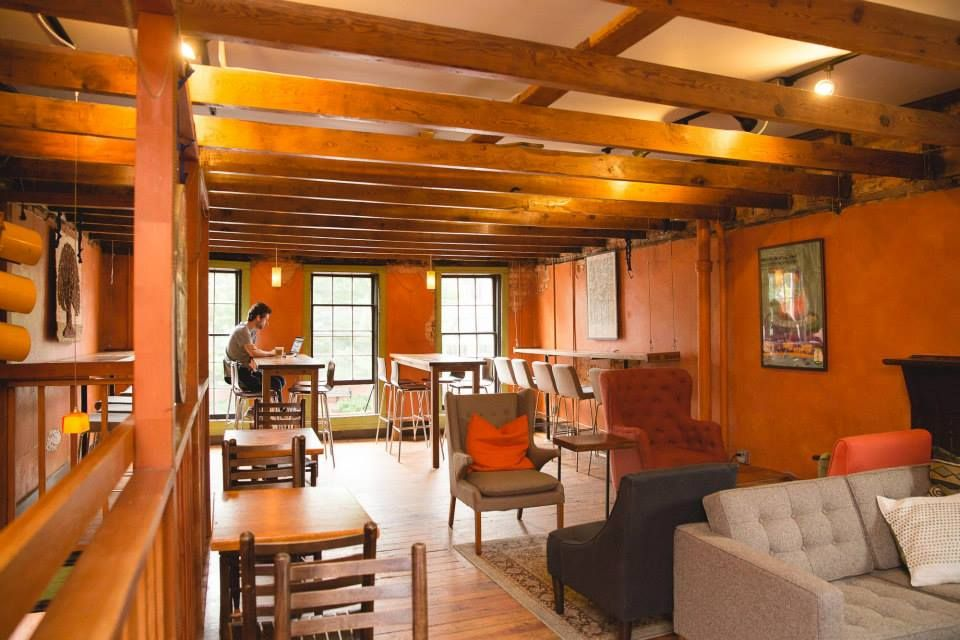 Summit Coffee, Davidson, NC by Farm & Factory Design   Factory design, Home decor, Design