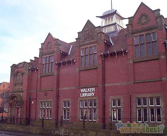 Walker Colliery Newcastle Upon Tyne Walker Library Walker Branch Library Welbeck Road Newcastle Upon Newcastle Upon Tyne Newcastle Gateshead