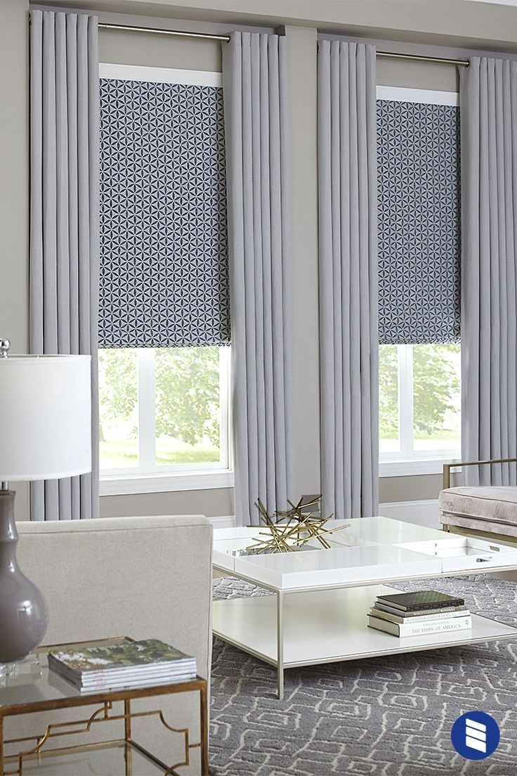 Find The Best Window Shades Or Blinds For Your Living Room Browse Our Exclusive Collecti Window Treatments Living Room Living Room Blinds Curtains Living Room