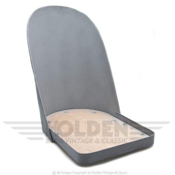 Untrimmed Sports Bucket Seat Shell Only Morgan Sports Cars