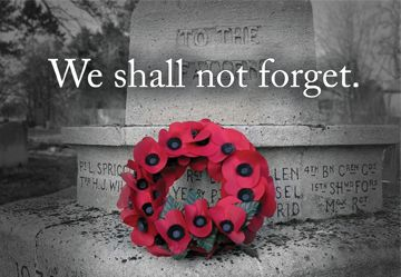 Alway remember those who have died to leep us free