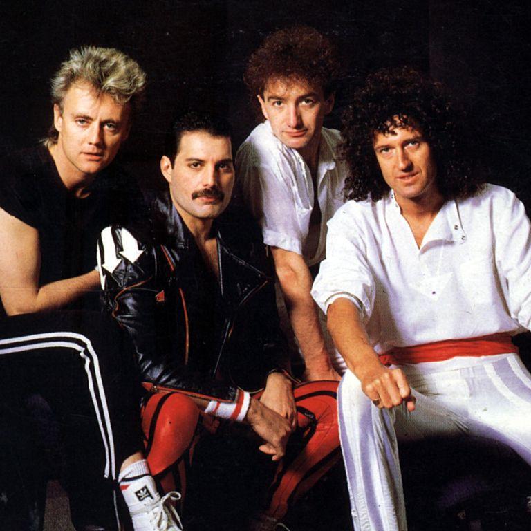 Queen Circa The Works Queen Photos Queen Freddie Mercury Queen Pictures