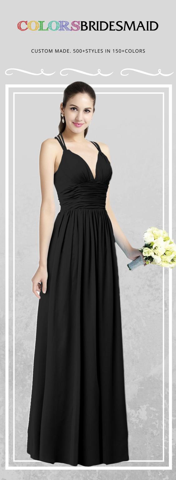Black simple aline sleeveless zipper chiffon sash plus size