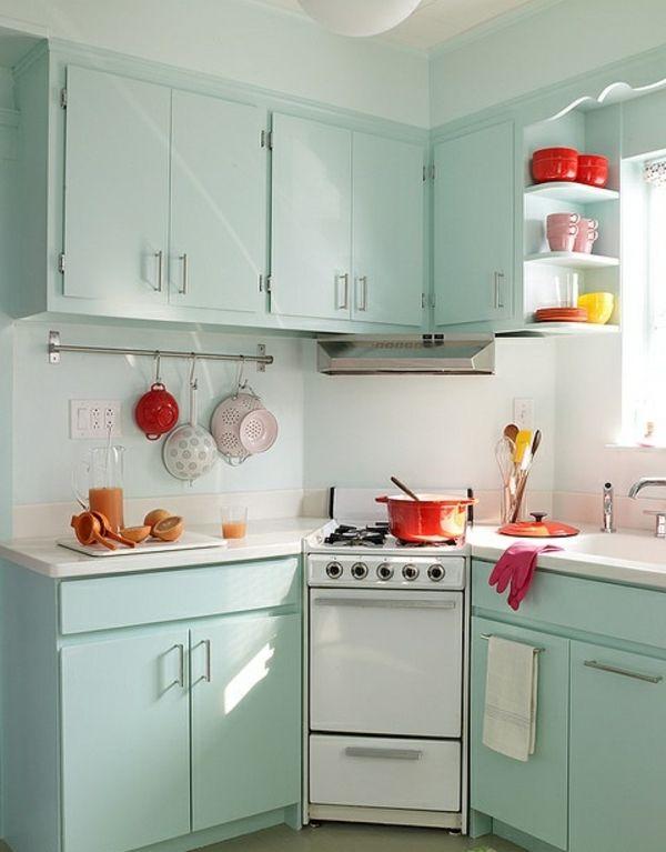 Retro Küchen Designs | Küchen design, Retro und Küche