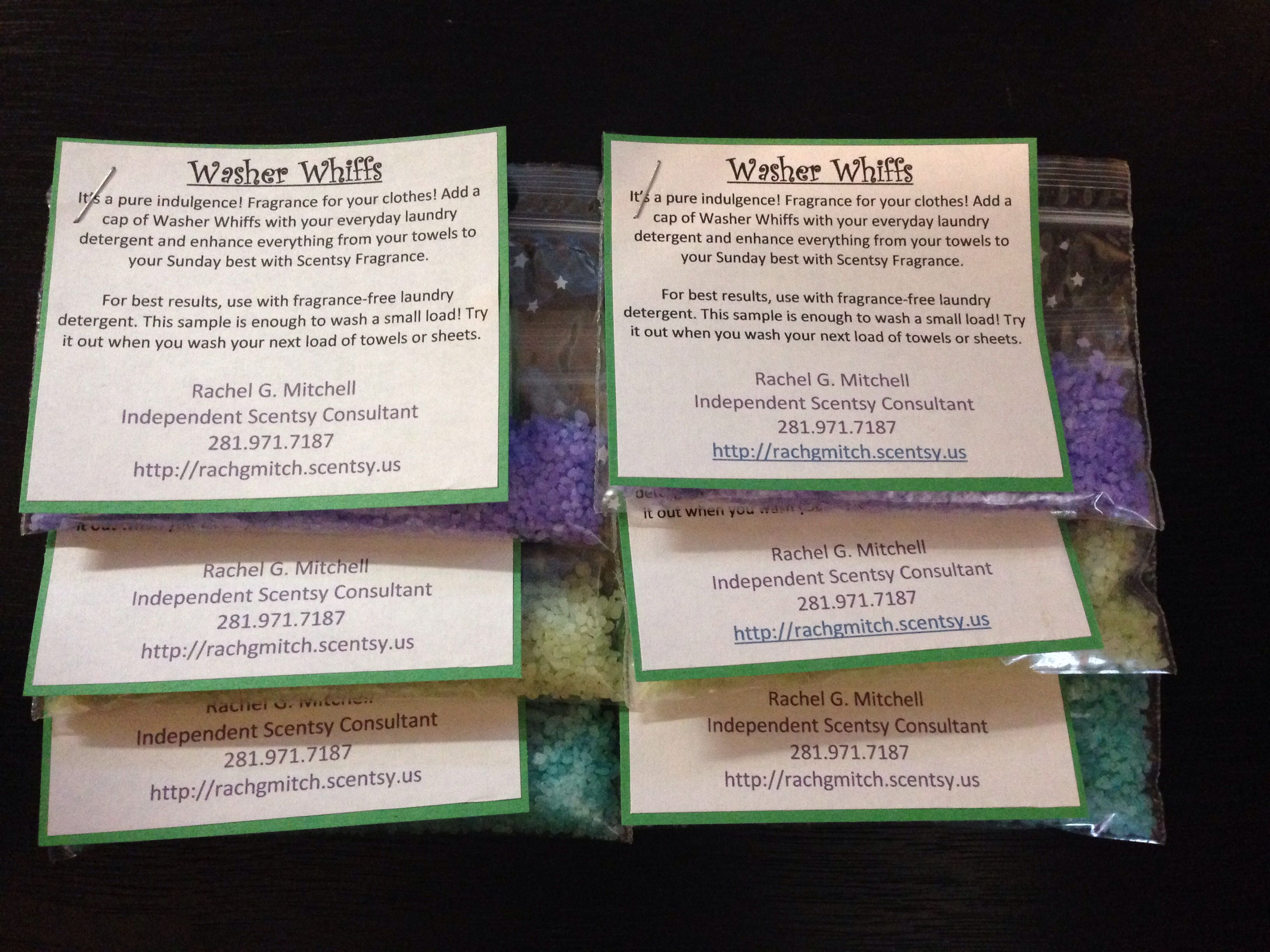 scentsy basket party instructions