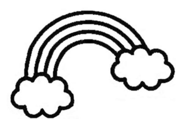 Coloring Pages For Nature | Coloring Pages | Pinterest | Rainbows