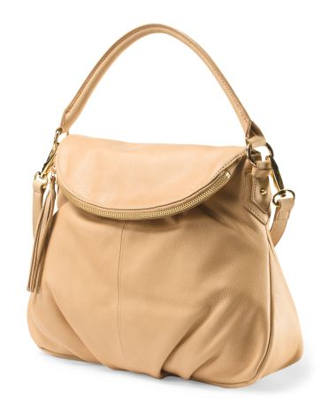 site réputé 9dafd 13a81 Margot Leather Zip Flap Crossbody. I have it in black. Love ...