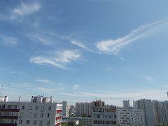 Clouds in the blue 2