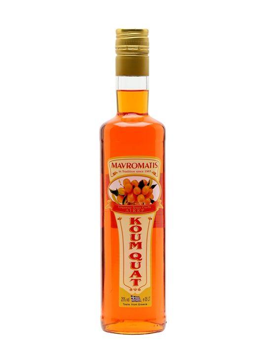 Mavromatis Koum Kouat Kumquat Liqueur The Whisky Exchange Kumquat Liqueur Liqueur Kumquat