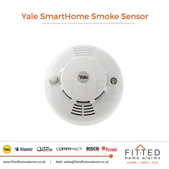 High Wycombe Smart Home Home Security Alarm Smoke
