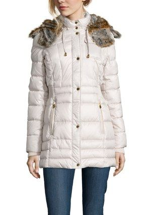 Find Great Deals On Shopbellaonline For Laundry By Design Coat In Coats And Jackets For The Modern Lady With Images Coat Down Coat Quilted Coat