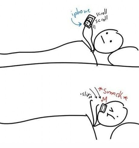 happens every night