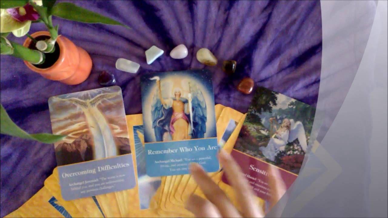 July 4 July 8, 2016 FREE Weekly Angel Oracle Card