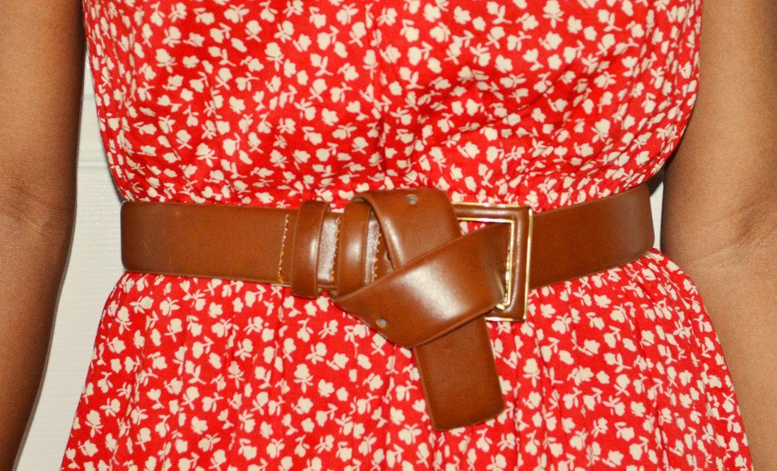 4 ways to tie a belt