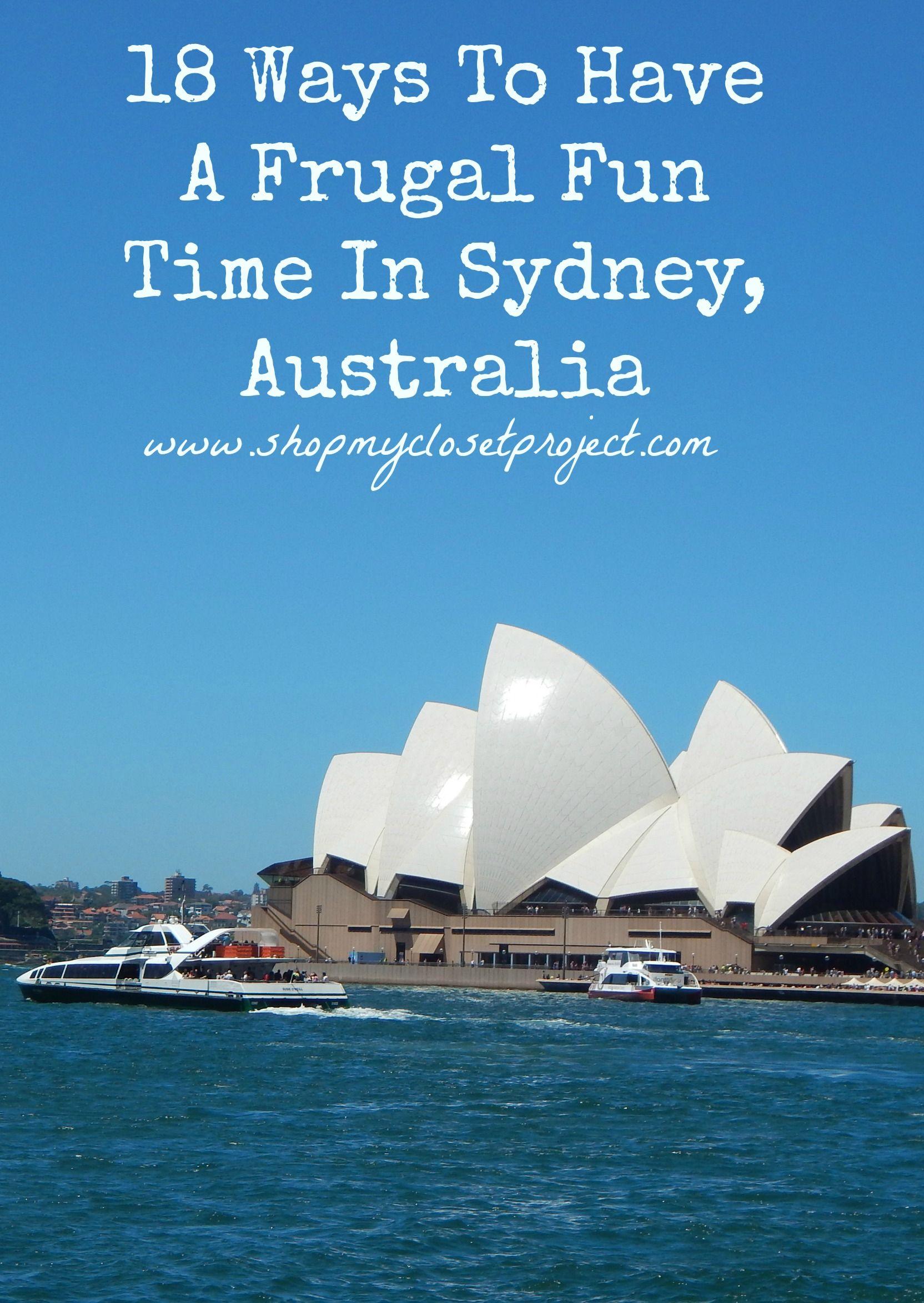 Date me in Sydney