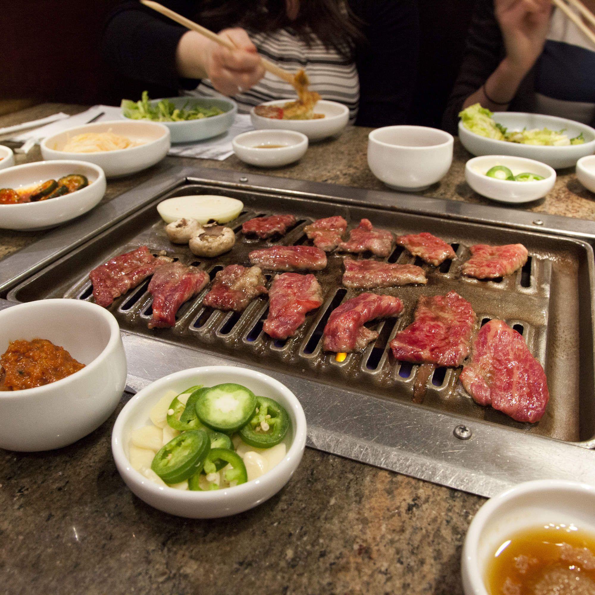 La S Best Korean Bbq Spots Best Korean Bbq Aesthetic Food Eat