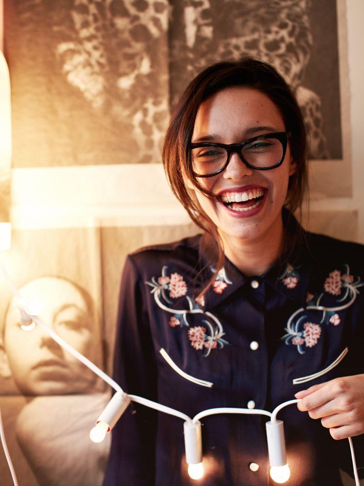 4f0e53ff7227 New eyeglasses Geek Chic