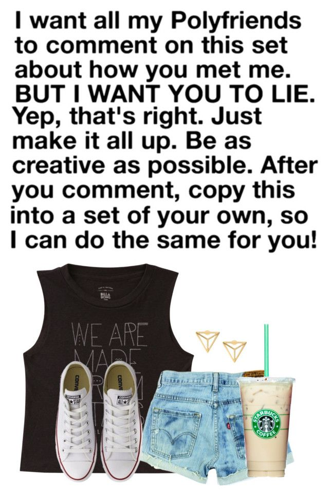 """""""Oh please do this!!"""" by flroasburn ❤ liked on Polyvore featuring Billabong and Converse"""