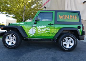 Jeep Credit Union >> Our New Jeep Vision Board Jeep Idaho
