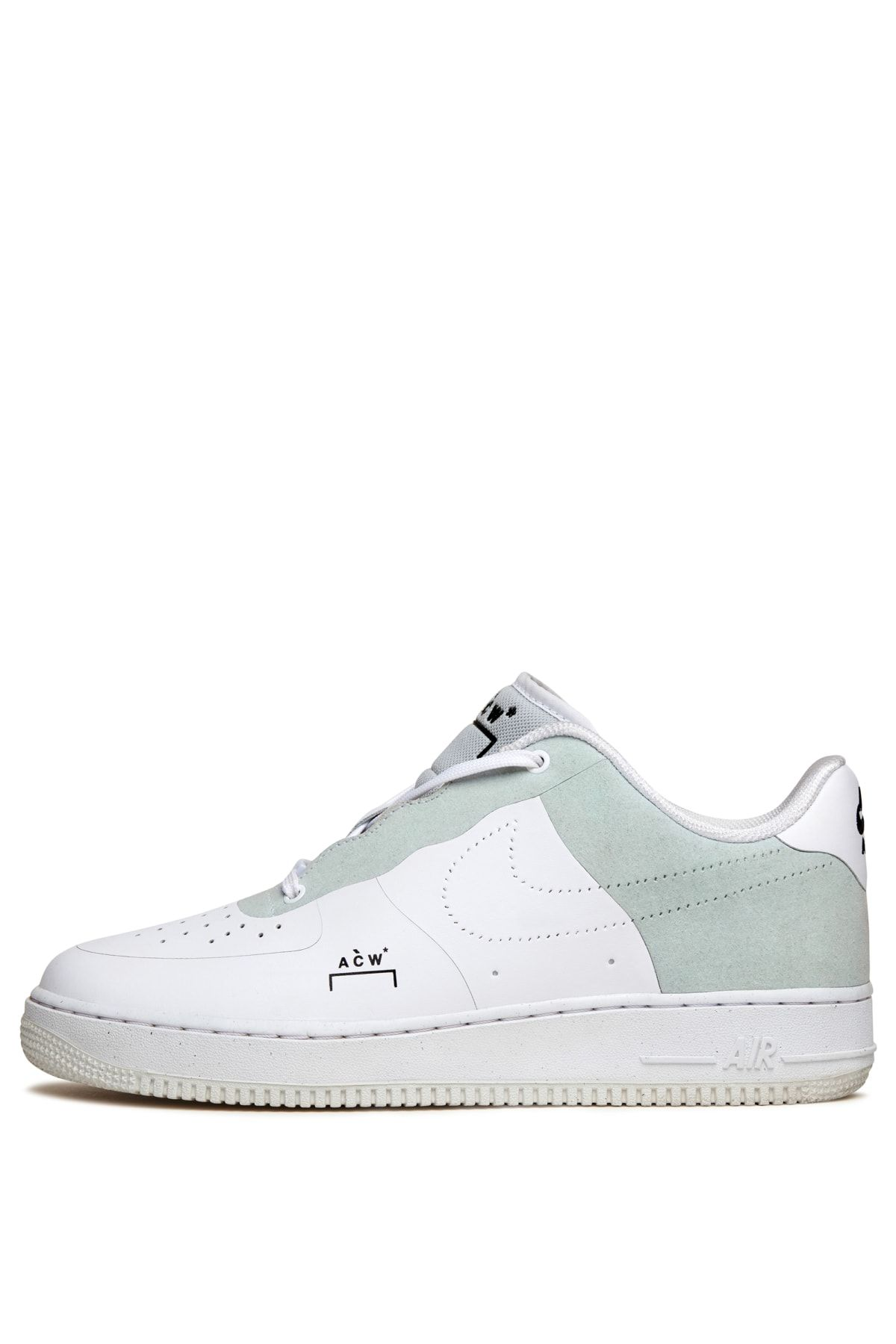 size 40 eef49 dba9f Nike x ACW Air Force 1 - Optic WhiteFlyleather - A-COLD