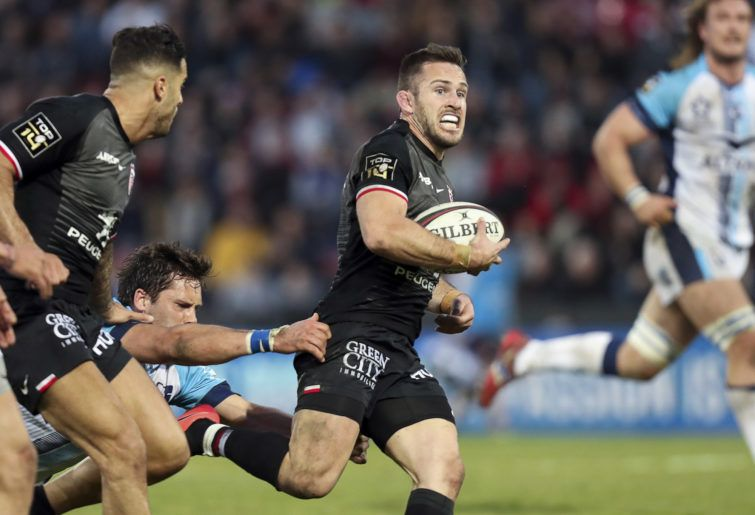 Zack Holmes former ACT Brumbies and Western Force fly