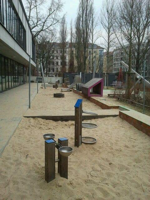 Spielplatz der Kindertagesstätte St. Elisabeth