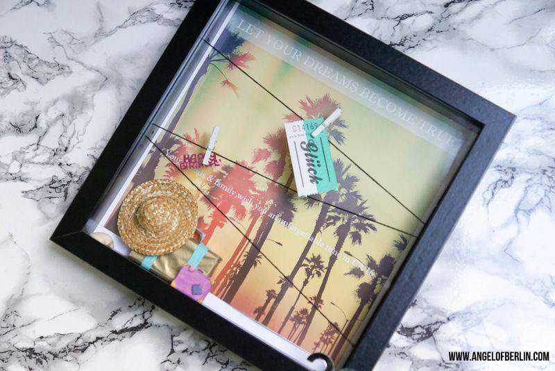Angel of Berlin: [DIY] Gift Idea Travel Voucher