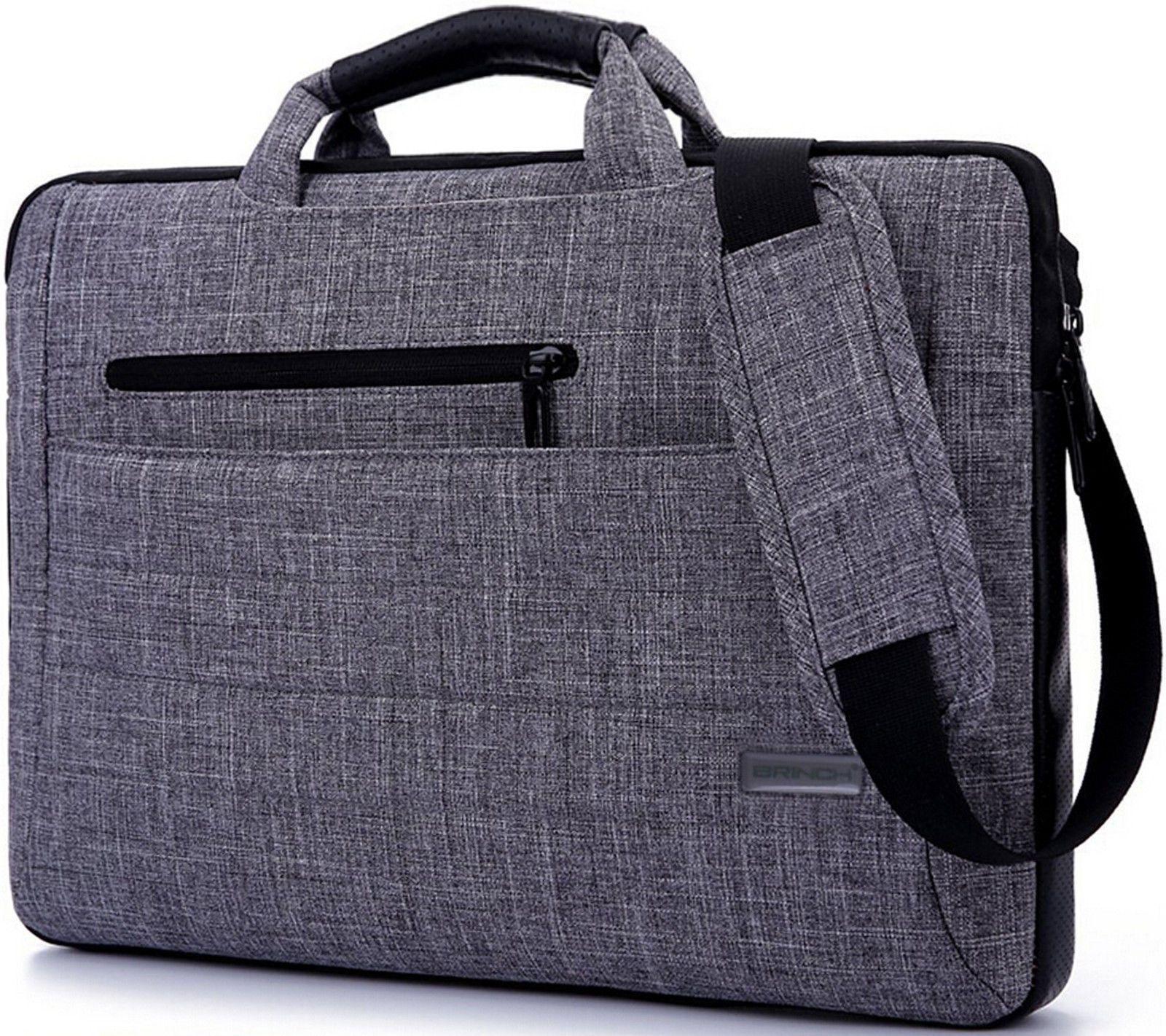 "14/"" 15.6/"" For HP DELL Computer Notebook PC Laptop Shoulder Bag Cover Case  HOT"