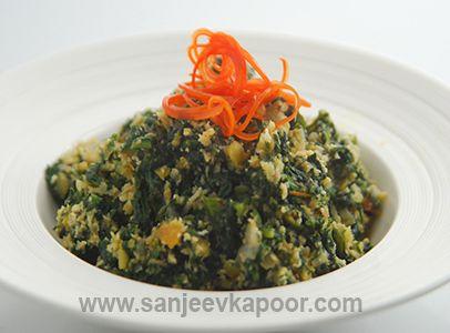 Goan style spinach maharashtrian veg recipes pinterest spinach goan style spinach forumfinder Choice Image