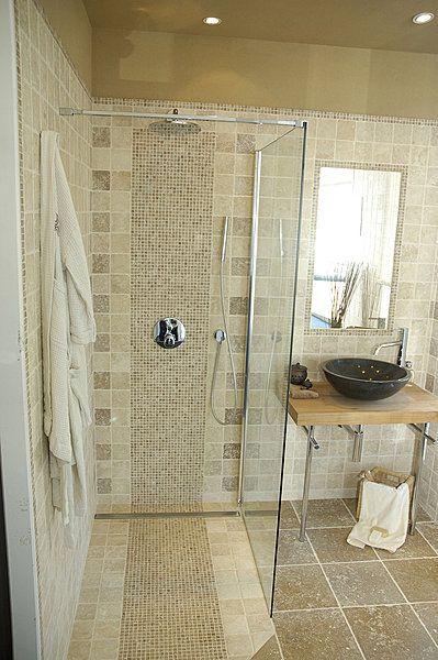 Point p salle de bain douche