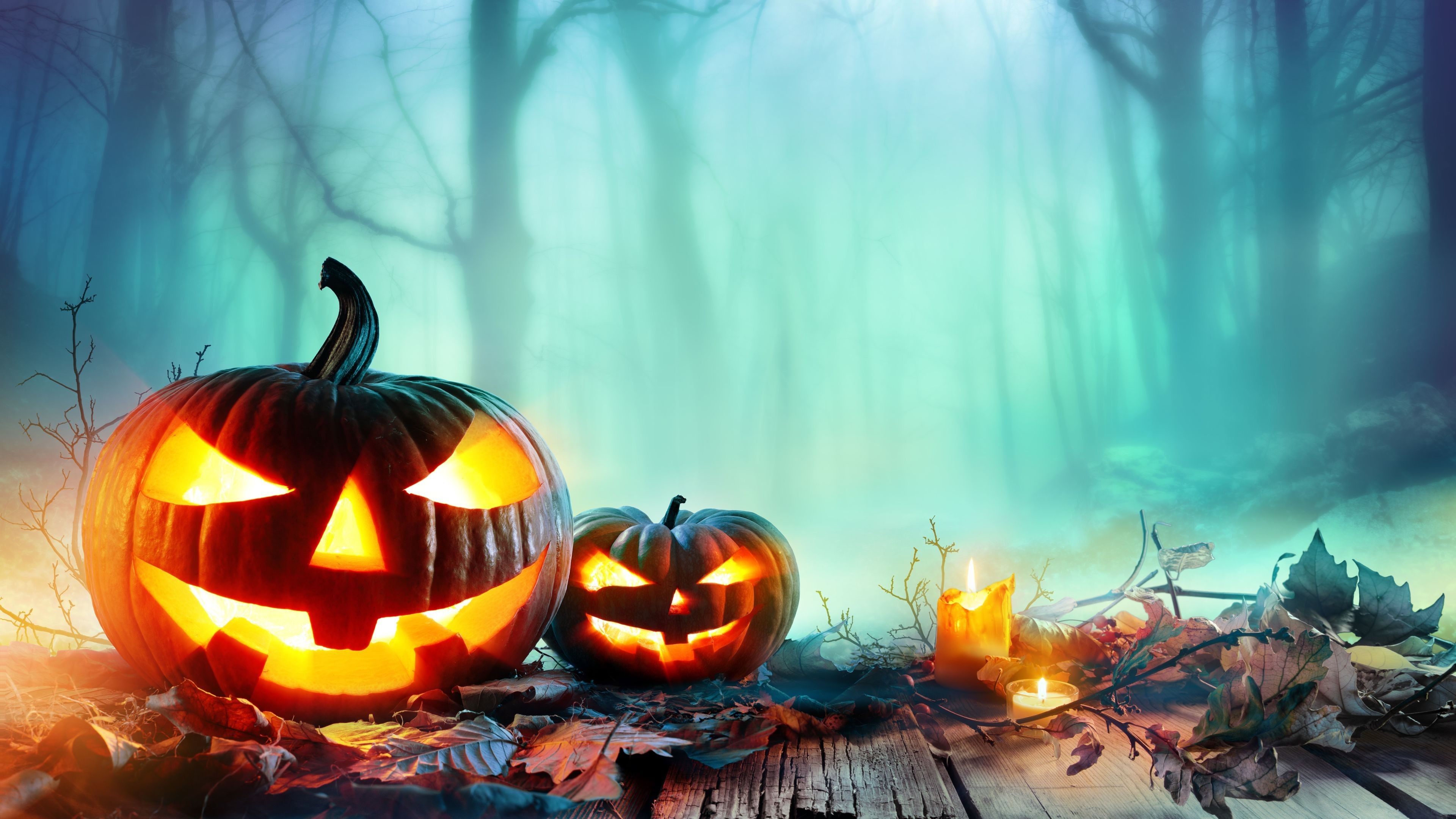 Wallpaper 4k 4k new Halloween 4kwallpapers, 5k wallpapers