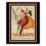 "Art Deco ""Tabarin"" Vintage Movie Poster 16 x 20  Art Deco ""Tabarin"" Vintage Movie Poster 16 x 20  $15.00  by ritzavenue  . More Designs http://bit.ly/2hyOutM #zazzle"