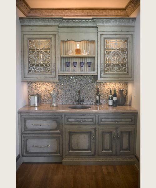 kitchen cabinets with doors habersham butler s pantry for the home 6467