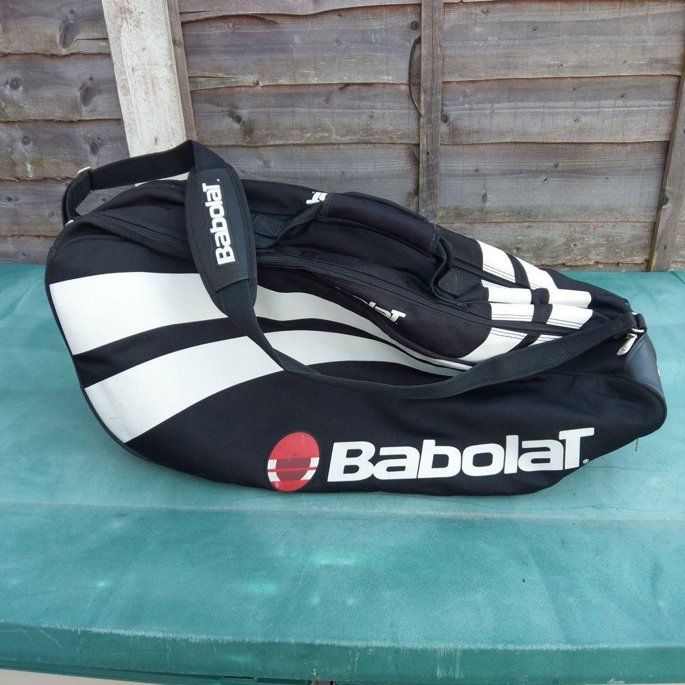 Babolat 6 Racket Tennis Bag Backpack #Babolat   Ebay ! Some Of The ...