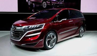 2017 Honda Odyssey Honda Odyssey Touring Elite Honda Odyssey Touring Honda Minivan