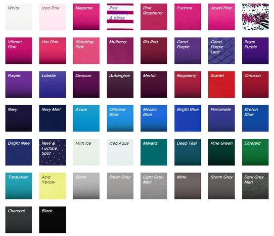 House of Colour Seasonal analysis colour wallets Summer