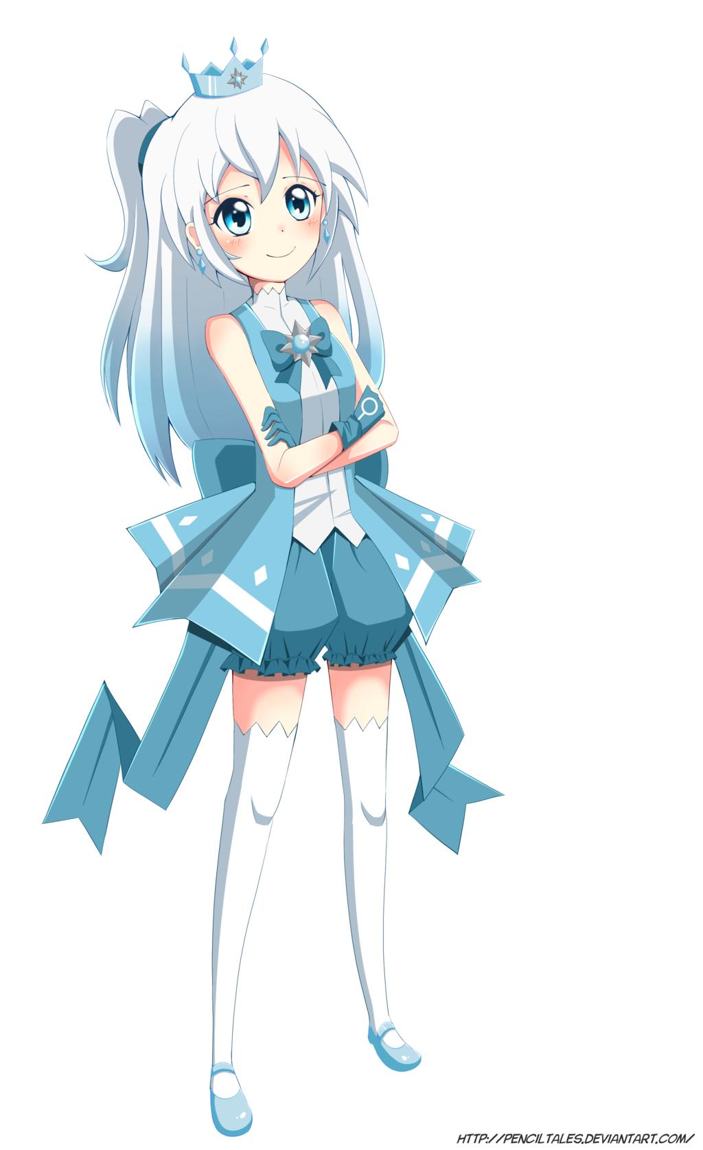 Pin by Kanaya Maryam on Madoka Magica OC Magical girl, Anime