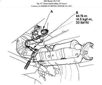 Http Www 2carpros Com Forum Automotive Pictures 192750 Afsensor02crvfig137 2 Jpg Sketches Honda Crv Sensor