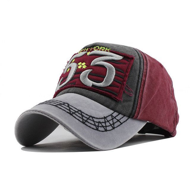 Cotton Baseball Cap Running Fitted Letter Spnapback Summer Cap Solid Hats for Men Women Caps dad hat