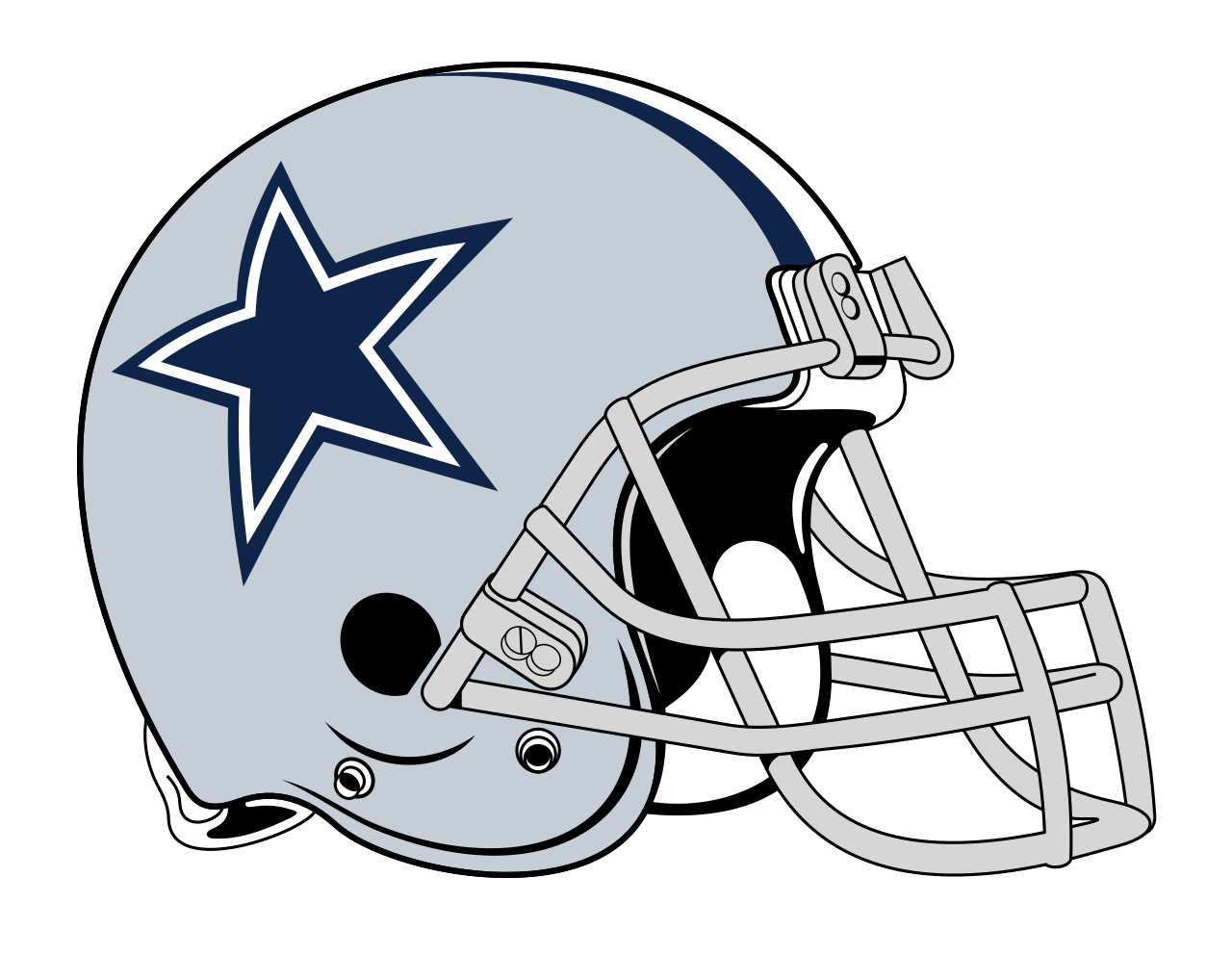 Dallas cowboys logo 1098 Free Transparent PNG Logos
